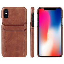 Load image into Gallery viewer, Premium Leather Wallet Case - TechStravagant