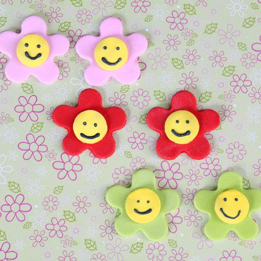 Flower Smileys