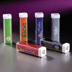 Power Bank 2000 (4 Color Imprint)