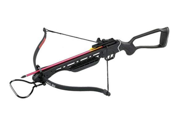CF 119 Recurve Aluminum Stock Rifle Crossbow