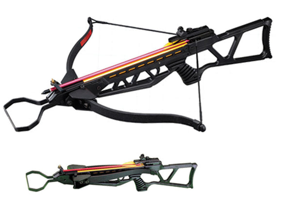 CF 180 Fold-able Black Rifle Stock Crossbow