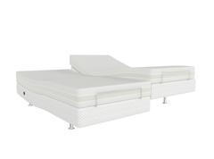 Dual Queen Adjustable Massage Bed