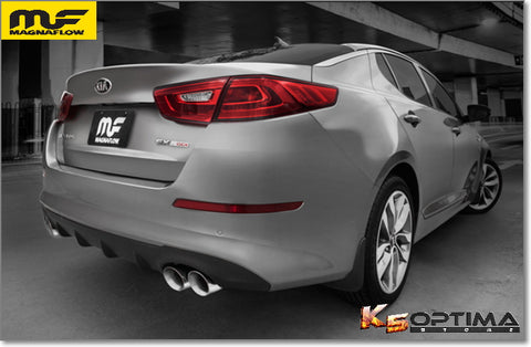 2011-2015 Kia Optima Magnaflow Catback Exhaust