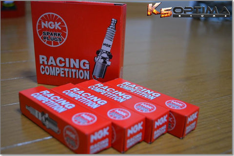 NGK R2556B-8 Racing Competition Spark Plugs