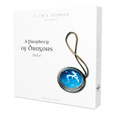 Time Stories EXP Prohecy of Dragons