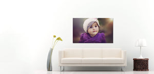 Super Large Feature Wall Block Art by Feature Moments