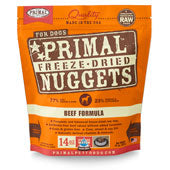 Freeze-Dried Canine Beef Formula