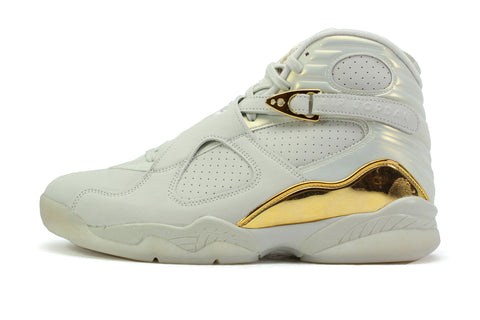 "Air Jordan 8 Retro C&C ""CHAMPAGNE"""