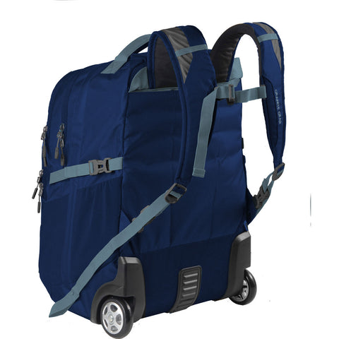 Granite Gear Trailster 39.5L Wheeled Backpack | Midnight Blue/Rodin 1000034_5019