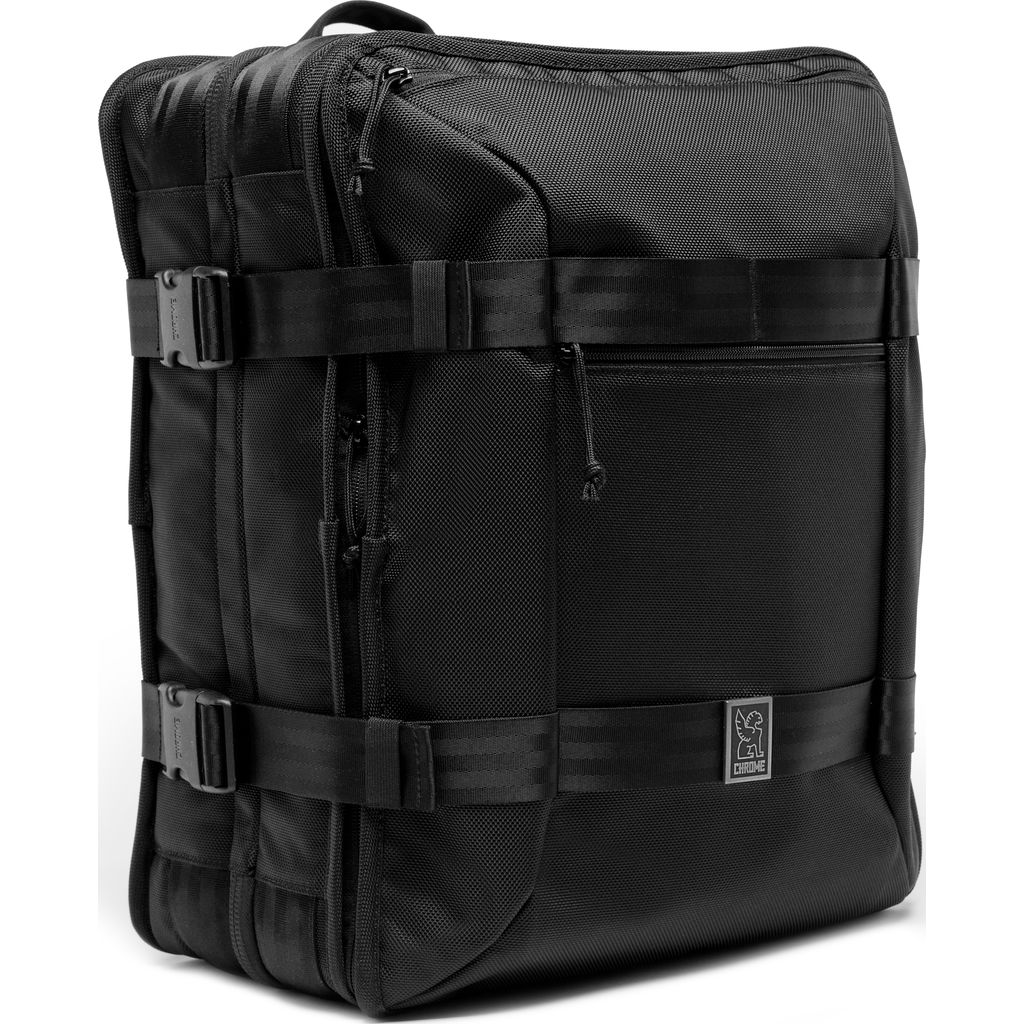 Chrome Macheto Travel Backpack Black