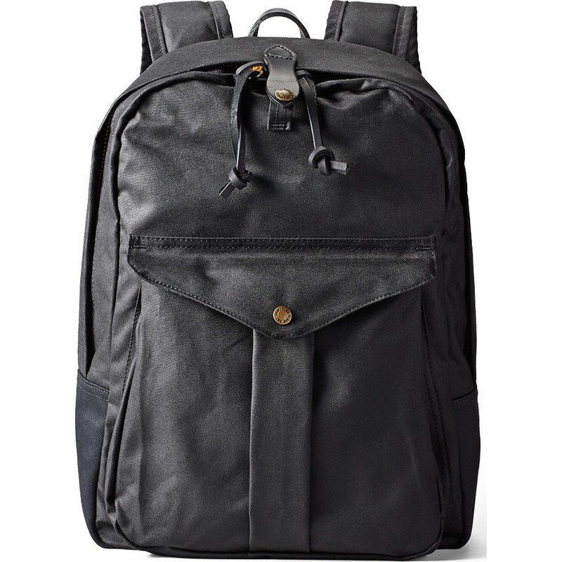 Filson Journeyman Laptop Backpack | Black