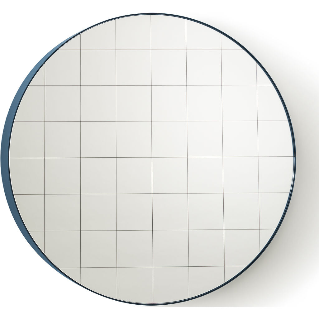 Atipico Centimetri 49 Wall Mirror | Gray Blue/Black 7884