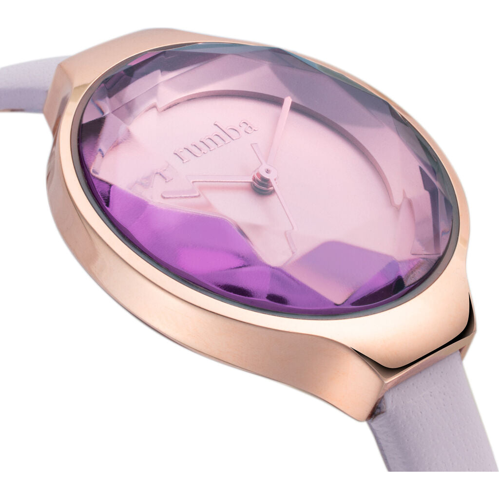 Rumba Time Orchard Gem Watch | Leather Lavender 27557