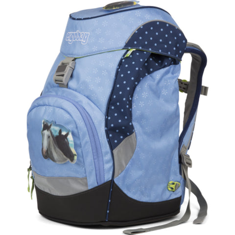 Ergobag Prime Backpack | Sky RideBear