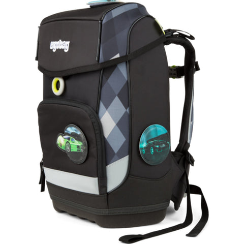 Ergobag Cubo Slim Backpack | RaceBear