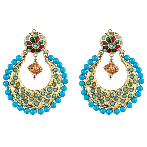 Rajwada Earrings