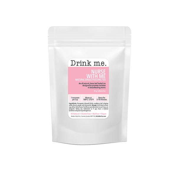 Drink Me Tea: Breastfeeding Tea