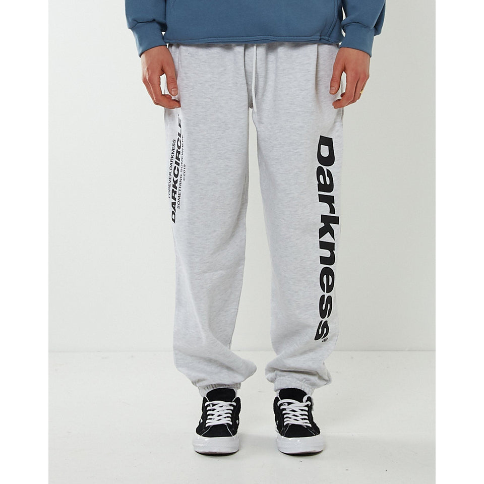 Neue Line joggers - Ice Grey Bottoms Dark Circle Clothing