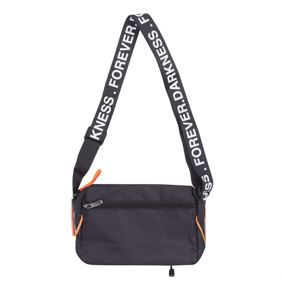 Technical Side Bag - Black accessorie Dark Circle Clothing
