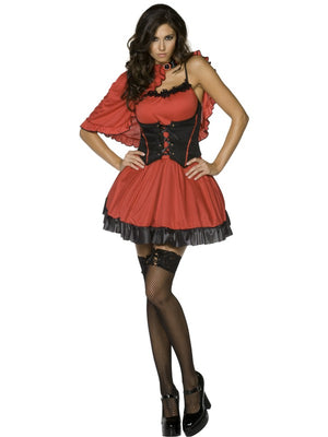 Red Riding Hood Dress - 32037