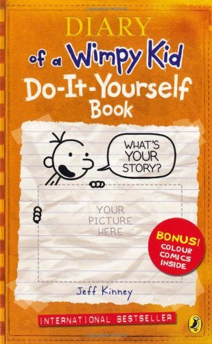 Diary of a Wimpy Kid (3): Do-It-Yourself