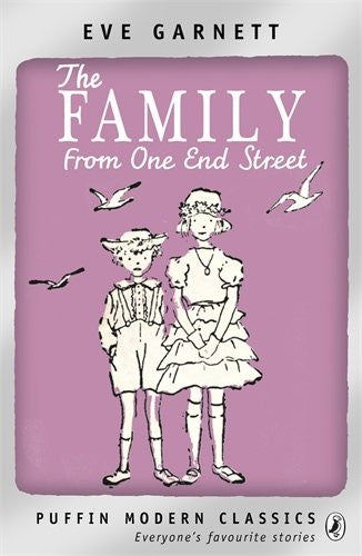 Puffin Modern Classics: The Family from one end street