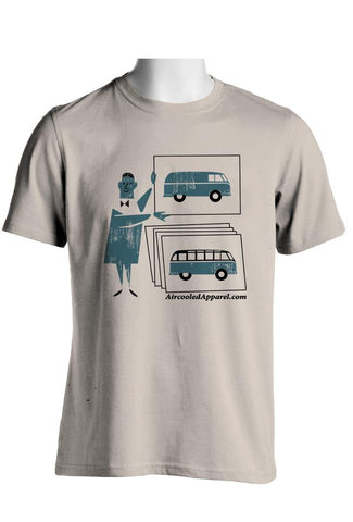 Introducing The Bus T shirt