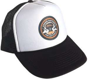 Asher Guitars Trucker Hat, Adjustable - Various Colors!