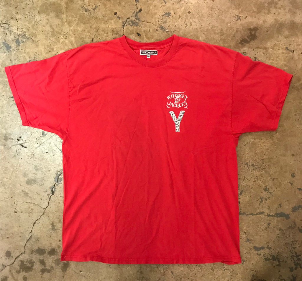 "Yokoyama - Whiskey Jacques ""Y"" T-Shirt"
