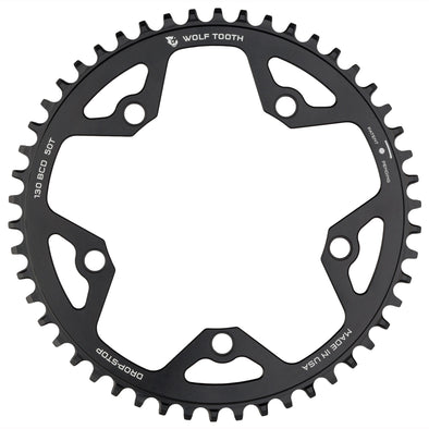 130 BCD Road / Cyclocross Chainrings