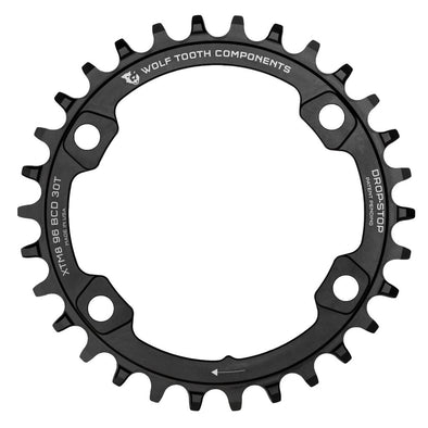 Wolf Tooth chainring for XTM8 96 BCD