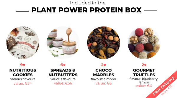 Protein box included