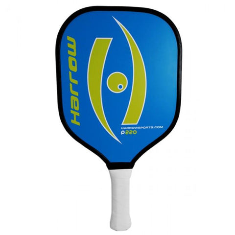 P220 Pickleball Paddle - USAPA Approved - Black/Blue