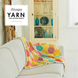 Yarn The After Party 42 Confetti Blanket by Rachele Carmona