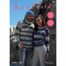 Sweaters in Hayfield Spirit DK  - Digital Version