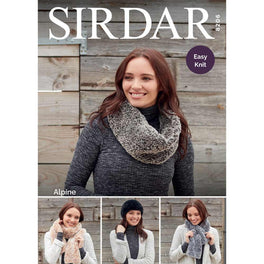 Accessories in Sirdar Alpine - Digital Version