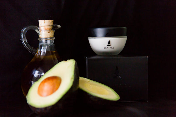 revival moisturizer with avocado