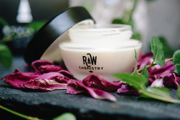 rawchemistry face cream
