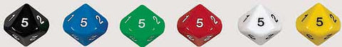 5 Sided Dice