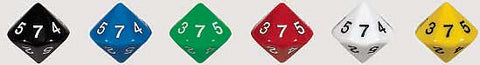 7 Sided Dice