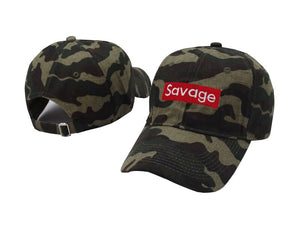 Savage Baseball Édition - Casquette