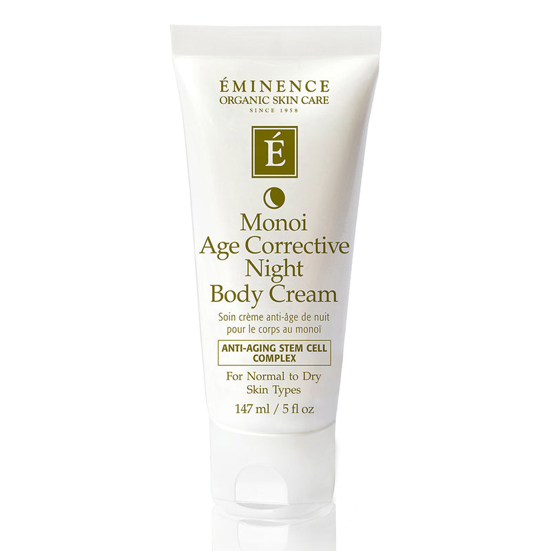 Monoi Age Corrective Night Body Cream