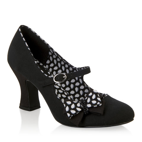 Ruby Shoo Celia Black 08892