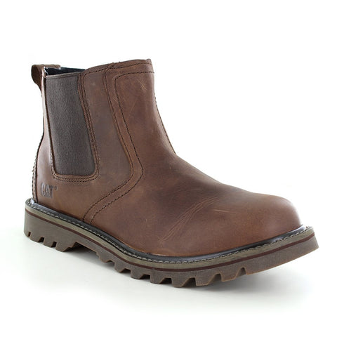 Caterpillar Mens Stoic Tan Boot