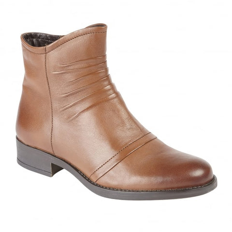 Lotus Ankle Boot Bannock TAN Leather