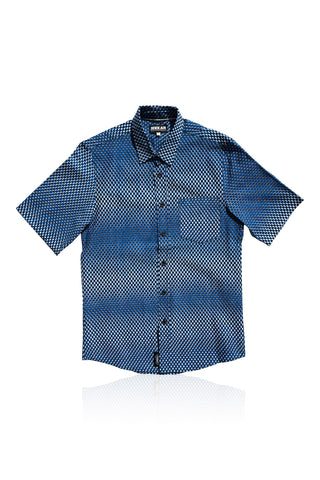 BASSARY - Short-Sleeved Shirt - Men's