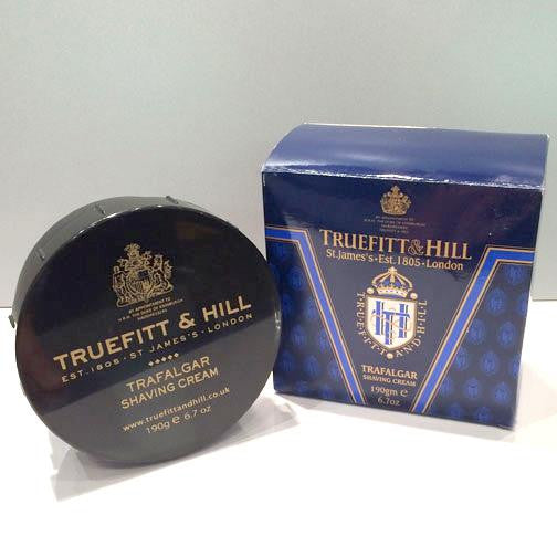 Truefitt & Hill 'Trafalgar' 6.7 oz Shaving Cream Tub