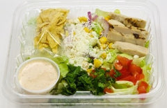 Chicken Taco Chop Salad
