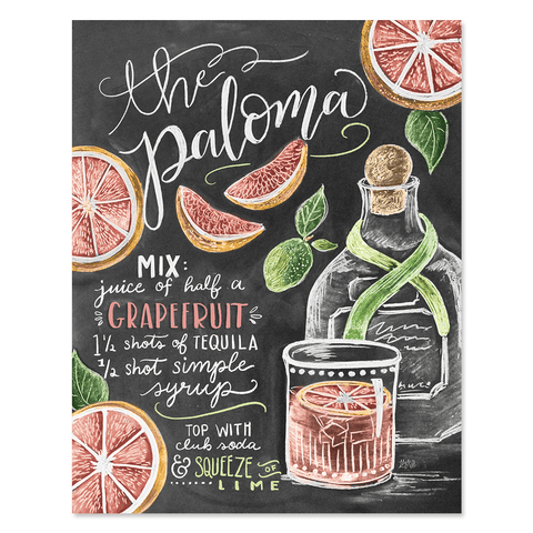 The Paloma - Print & Canvas