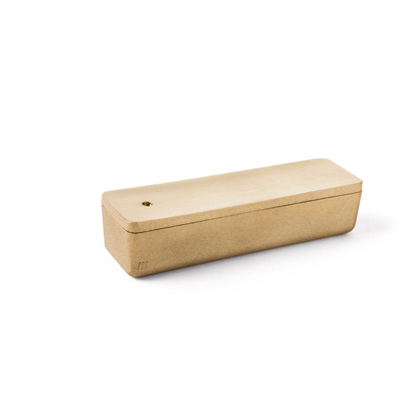 Metal Incense box & holder by Lemnos